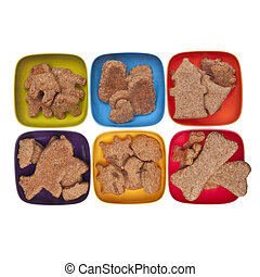 Cookies or Pet Treats - Cookies or pet treats in various...