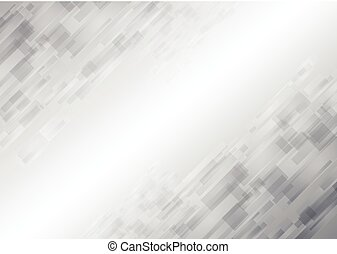 Abstract white technology new future background