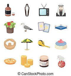 Whiskey, bottle, alcohol and other web icon in cartoon style. Mummy, egypt, tv icons in set collection.
