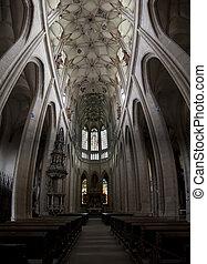 Saint Barbara's Church, Kutna Hora - Saint Barbara Church in...
