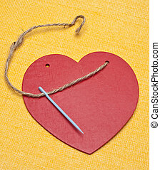 Mending a Broken Heart - Visual of the Concept Mending a...