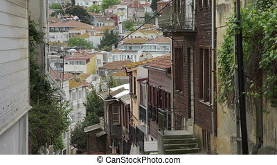 Beautiful streets and mansion houses on Island - Beautiful...