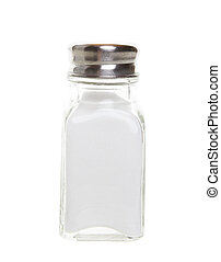 Salt Shaker - Salt intake is a dietary concern especially...