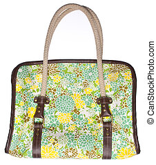 Floral Purse - Lovely Floral Purse Perfect for Summer!...