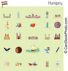 Icons of Hungary