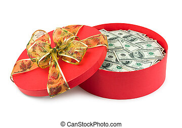 Gift with money
