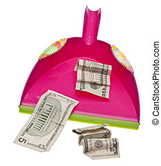 Cleaning Up the Budget