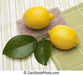 Natural Lemon Clean - Lemons are a Natural Environmentally...