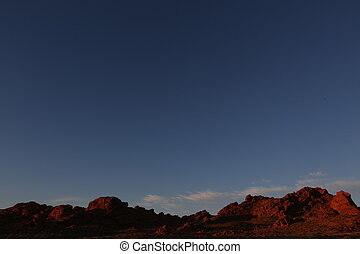 Mountain range in Arizona - Arizona canyon, beautiful...