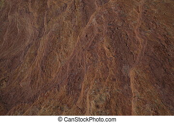 Brown rock texture. Close up - Arizona rock texture, arizona...