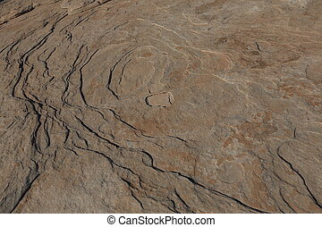 Rock texture. Close up - Rock texture, arizona canyon,...