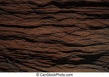 Canyon cave texture. Close up - Canyon texture, arizona...