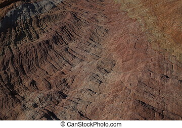 Arizona canyon texture. Close up - Rock texture, arizona...