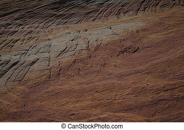 Canyon wall. Close up - Rock texture, arizona canyon, canyon...