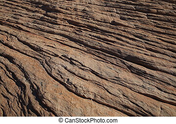 Arizona canyon texture background. Close up - Canyon texture...