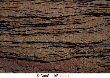 Arizona rock texture. Close up - Arizona rock texture,...