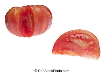 Heritage Artisan Tomato with Slice