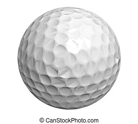 golfball - golf ball