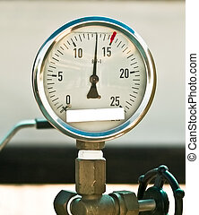 Manometer - working manometer
