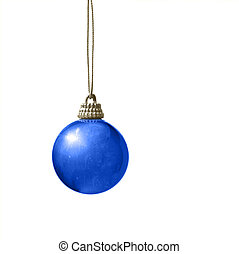 xmas ball - hanged Christmas bauble