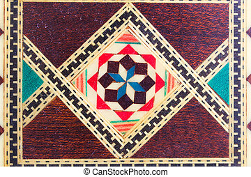 Wooden Marquetry