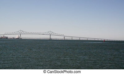 Astoria Megler Bridge View - View of the Astoria Megler...