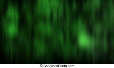 background line fractal green