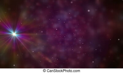 galaxy stars in space