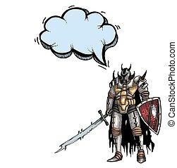 guerreira,  sword-100