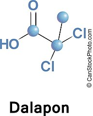 Dalapon is a selective herbicide used to control perennial...