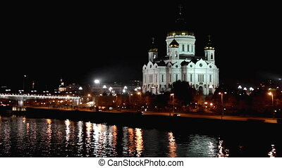 Christ Savior Cathedral in Moscow