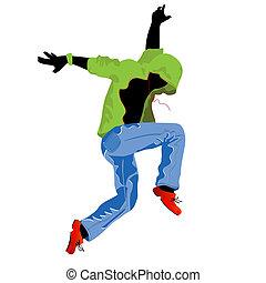 Groove dancer