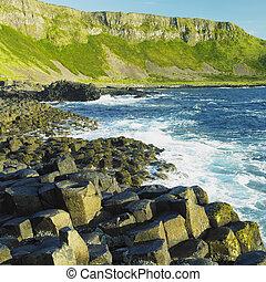 Giant Causeway, County Antrim, Northern Ireland