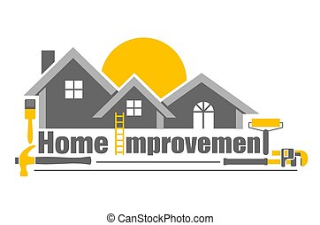 Home Improvement - An illustration of home impr