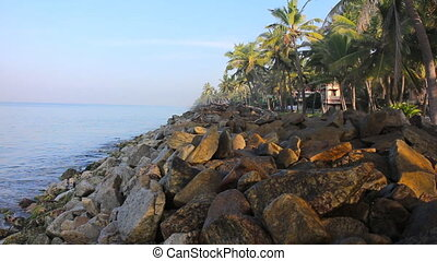 Protection of shores of Indian ocean Kerala - Protection of...