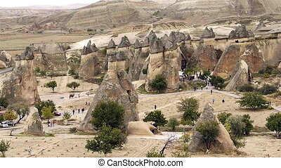 Cappadocia turkey nature fairy chimney miracle holiday tourism 4