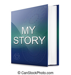 My story concept.
