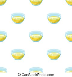 Bowl of oil.Olives single icon in cartoon style vector symbol stock illustration web.