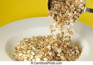 granola, placa