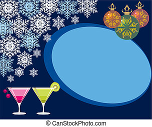 Postcard for Christmas