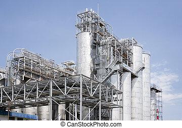 Heavy Industrial Equipment
