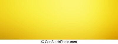 Abstract yellow  background with gradient, blur texture with copy space, poster for your design.