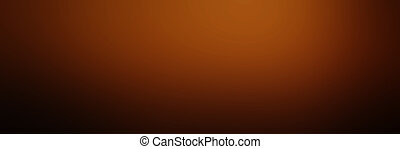 Abstract brown  background with gradient, blur texture with copy space, poster for your design.
