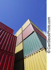 freight containers for shipping - large freight containers...