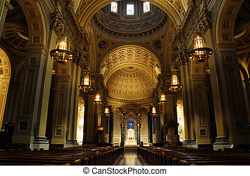 Historic Cathedral Basilica of Saints Peter and Paul...