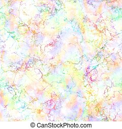 Abstract light colorful smoke on white background, Multicolor clouds, Blur, Rainbow cloudy pattern, Blurry seamless illustration