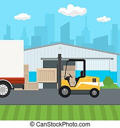 Transportation and Cargo Services and Storage