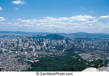 cidade, vista