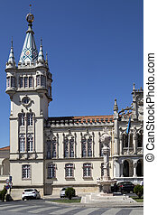 Municipal Building of Sintra - Portugal - The Municipal...