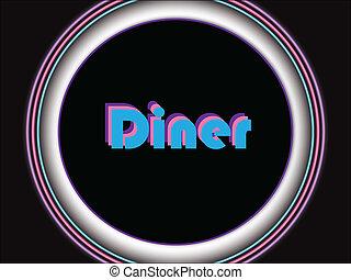 Diner Sign